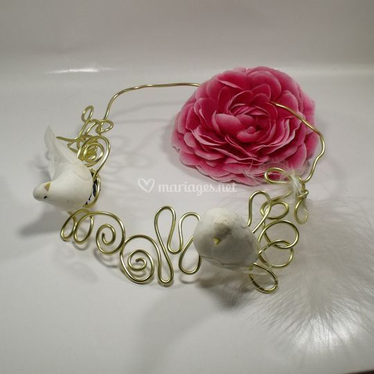 Collier Colombines