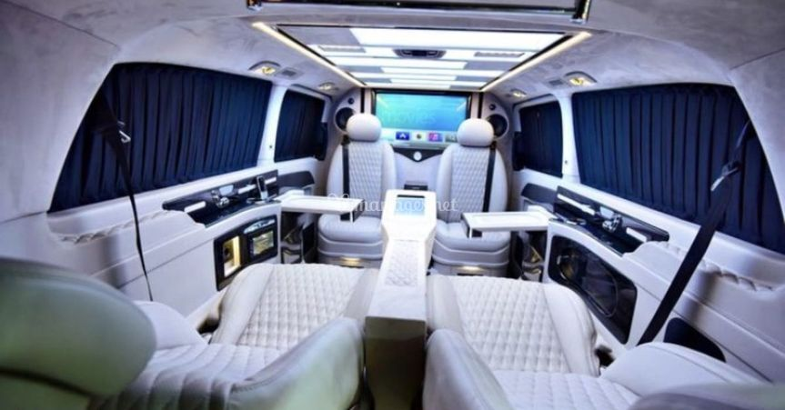 Mercedes classe V limousine