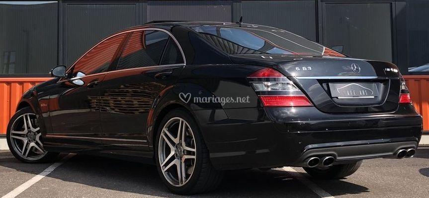 Mercedes S 63 limousine