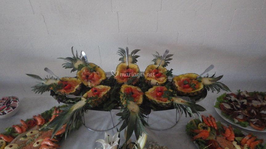 Ananas surprise
