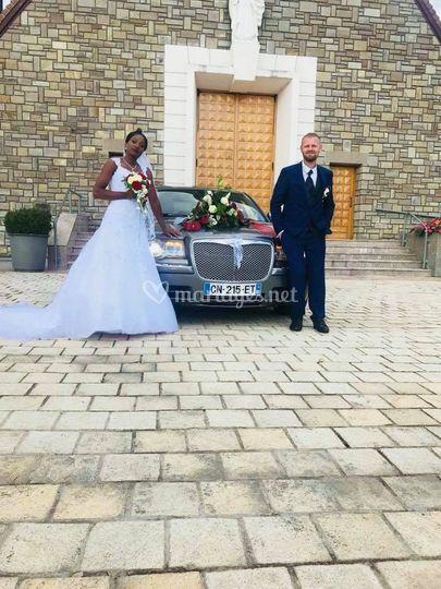 Mr & Mrs Beurne 7 juillet 2018