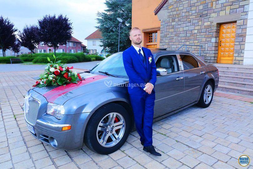 M Beurne notre jeune marié