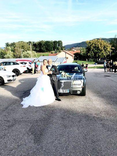 Mr & Mrs KIBLER 8.09.2018