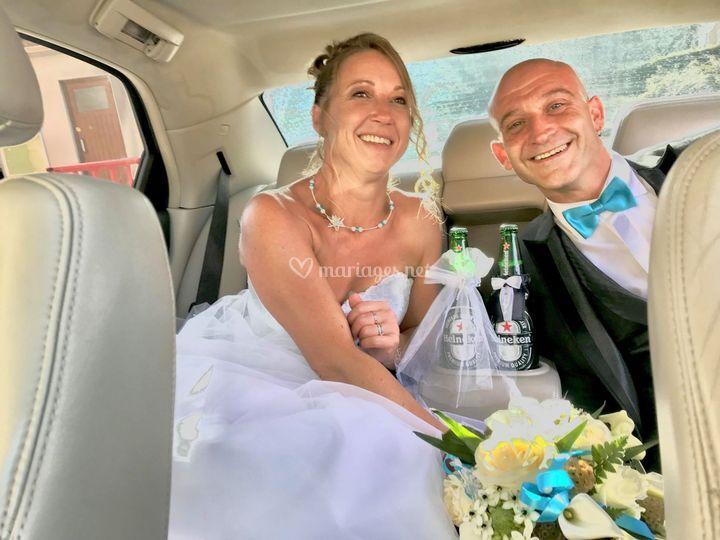Mr & Mrs KIBLER