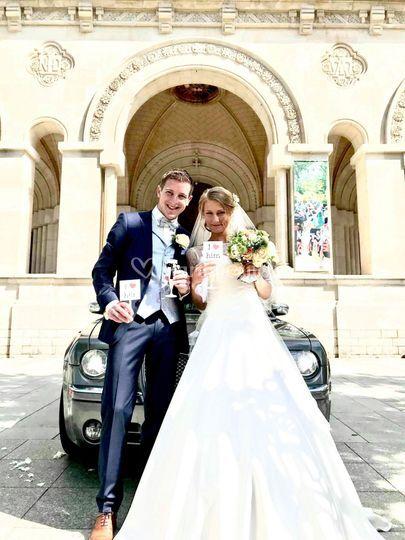 Mr & Mrs Pegliasco