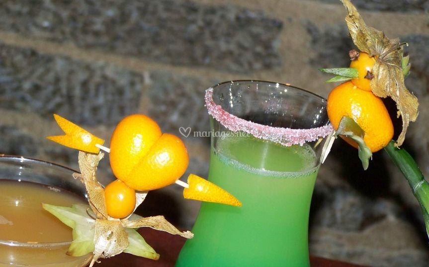 Cocktails à domicile