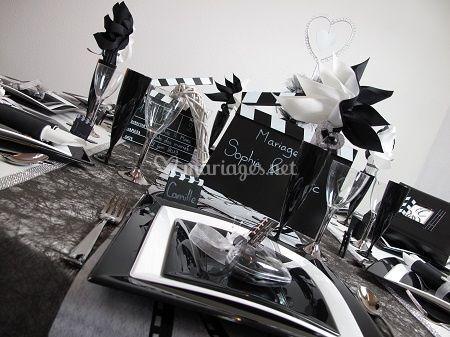 Table cinéma