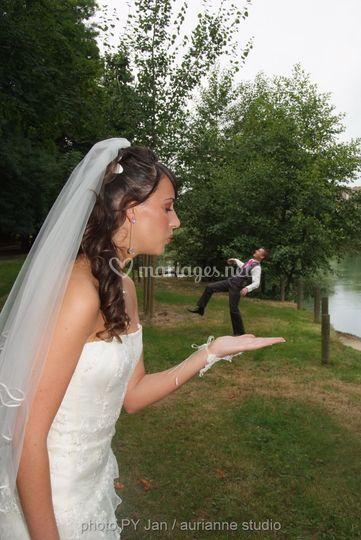 Les marié à Lilliput