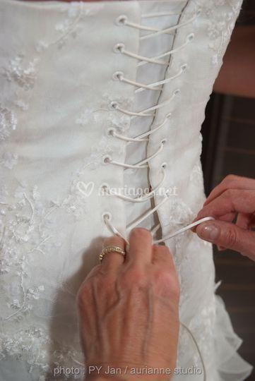 Préparatifs de la marieé 2