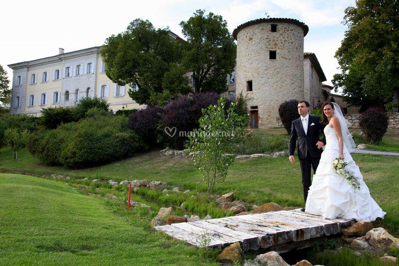 Mariage au Domaine de Taulane
