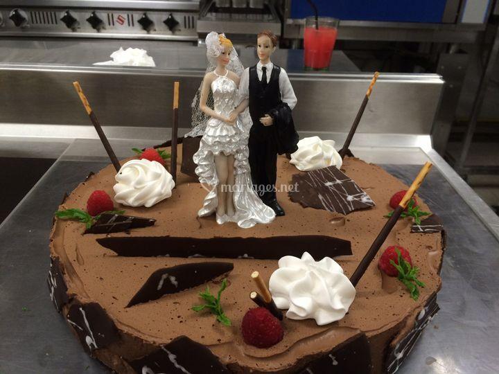 Gâteau fait maison