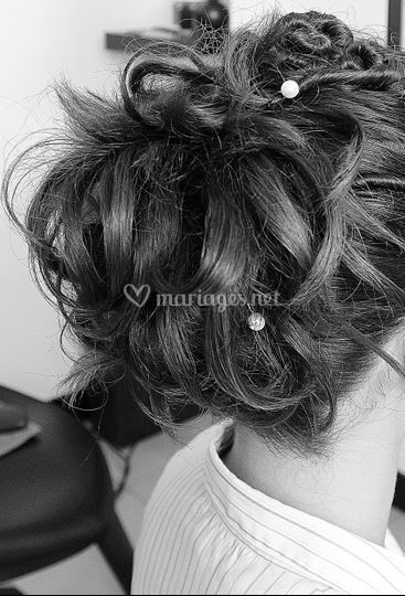 Coiffure, maquillage
