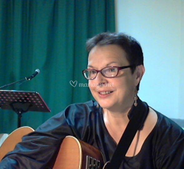 Chanteuse messe
