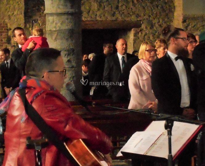 Musique église
