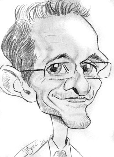 Caricature en direct
