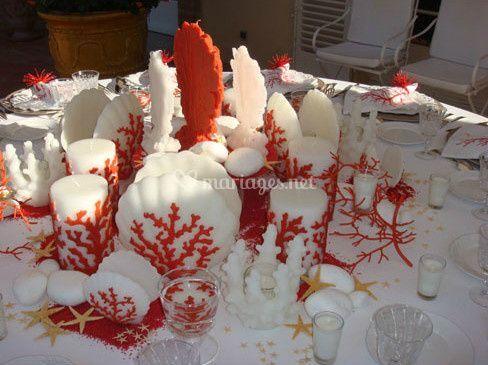 Theme corail