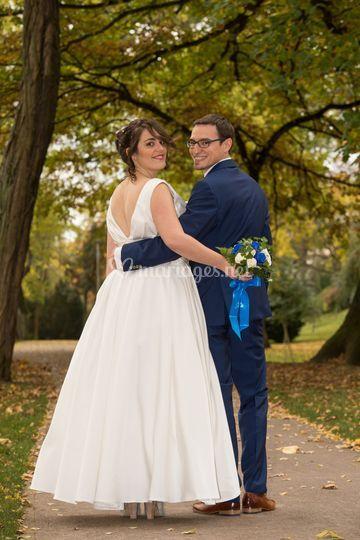 Mariage sur Creutzwald