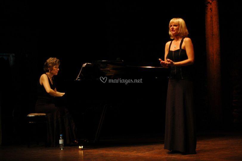 Lyrik en Folie - Marie Béatrice Huser