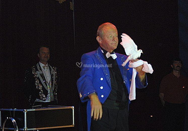 Le magicien pour votre événement