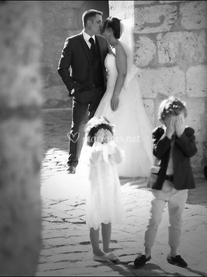 Photo de couple/enfants