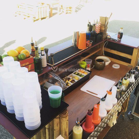Le bar mobile