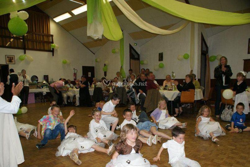 Danse des enfants 2