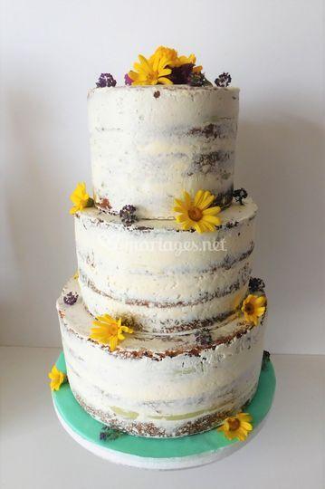 Naked cake L & H