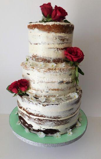 Naked cake J & L