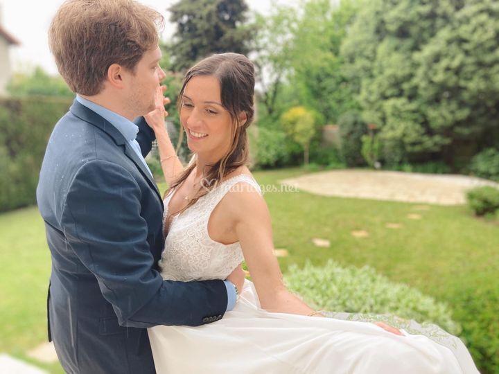 Mariée du jour