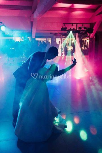 La mariée a trop bien dansé