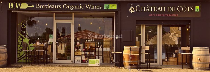 Bordeaux Organic Wines