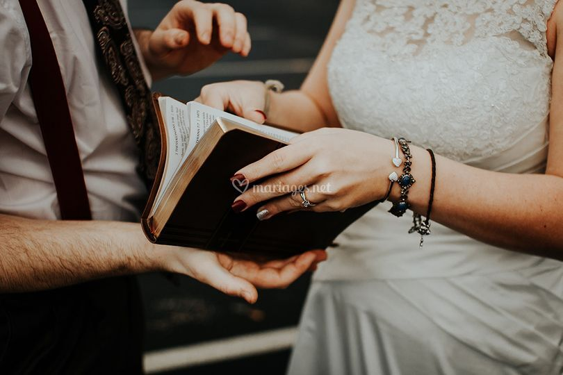 Vœux de mariage