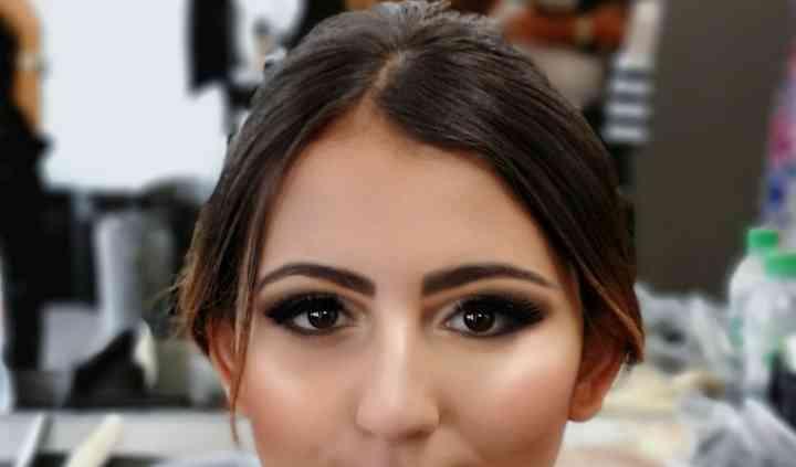 Maquillage sophistiquée