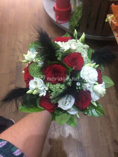 Bouquet ton coloré