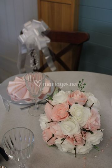Table mariage chic
