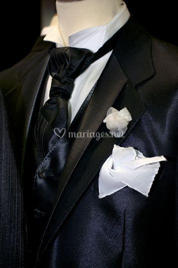 Costume marié sur mesure
