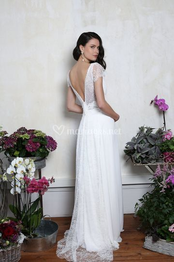 Robe Mariée Elysée d'Elsa Gary