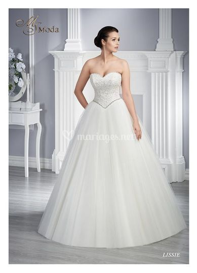Robes de mariée Ms Moda