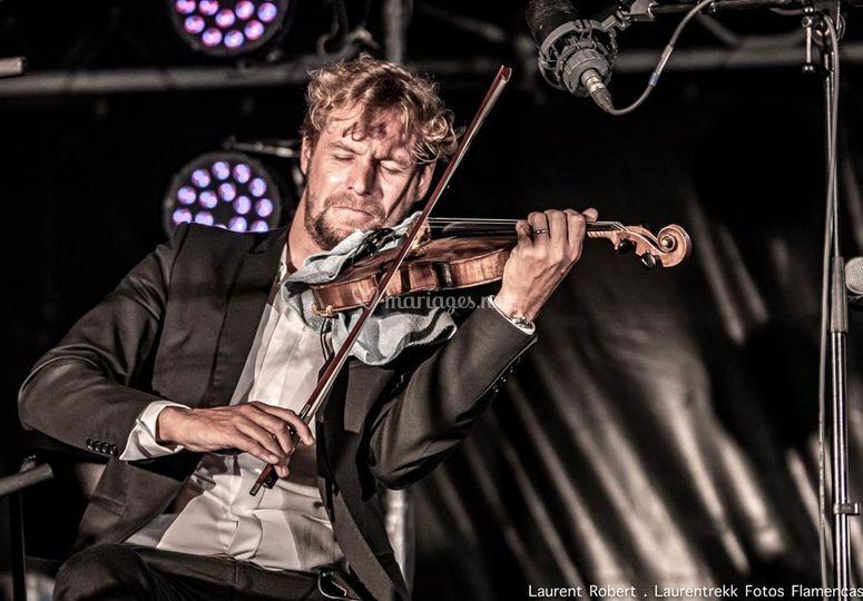 Nicolas violoniste