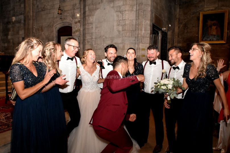 Mariage à Aix
