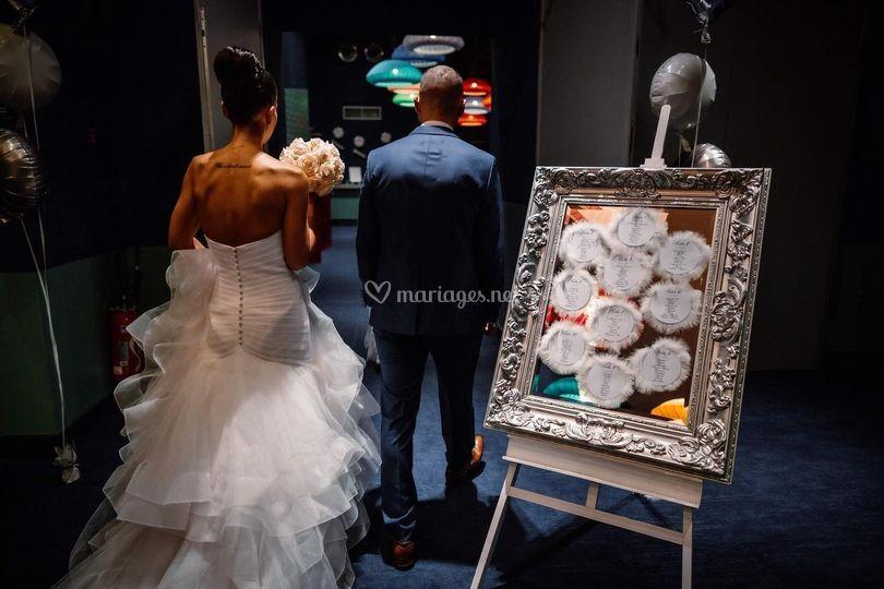 Entrée des mariés 2