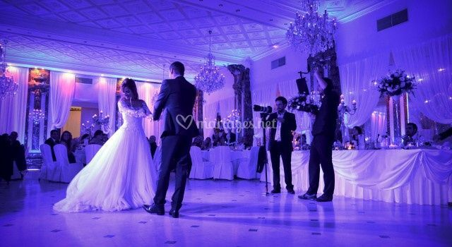 Mariage majestueux