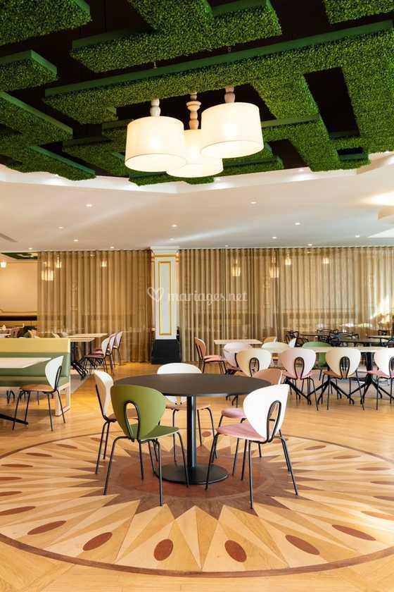 Magny Le Hongre Restaurant restaurant the kitchen de vienna house dream castle | photo 3