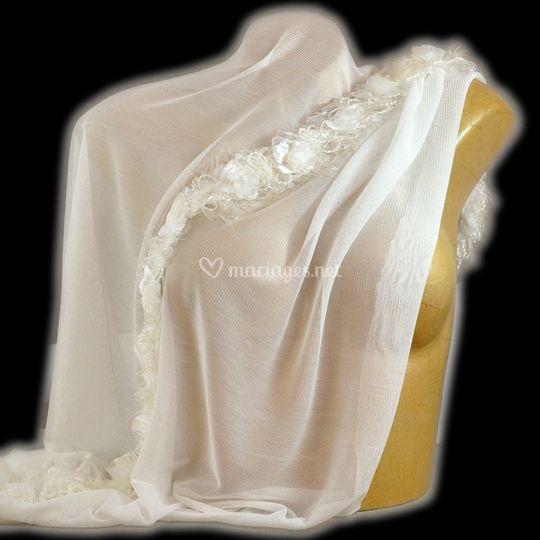 Maille de soie fine et souple