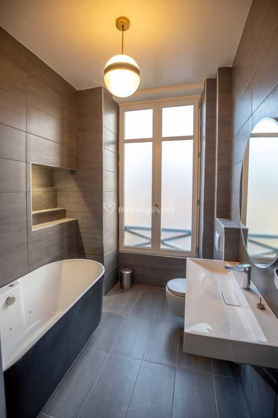 Salle De Bain Chalet salle de bain de le chalet impérial | photo 9