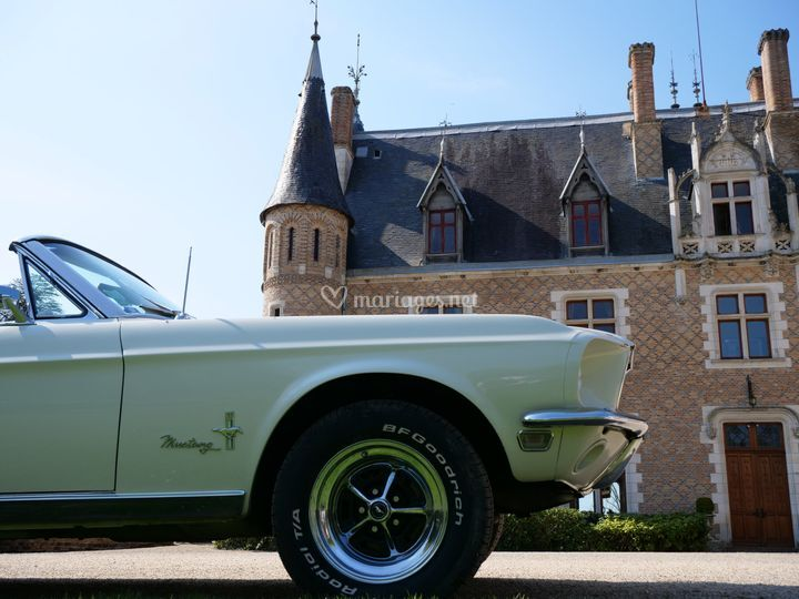 Ford Mustang 1968
