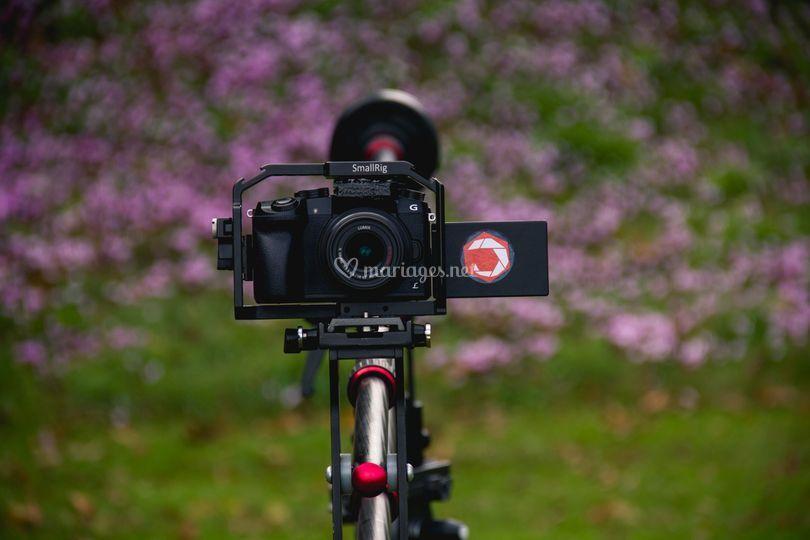 Grue caméra