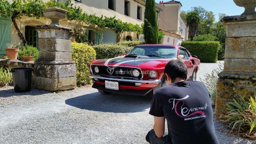Mustang Mariage