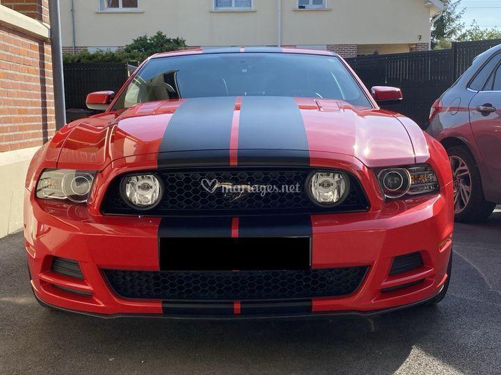 RedStang V8 420ch