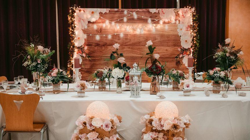 Photo de la salle de mariage